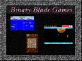Binary Blade Games