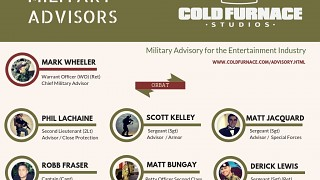 Military Advisors at Cold Furnace