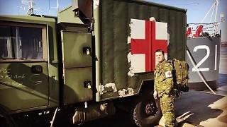Cold Furnace's Combat Medic