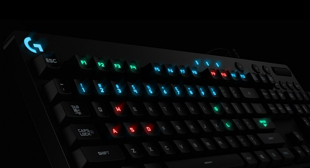 Logitech G810 Spectrum Orion