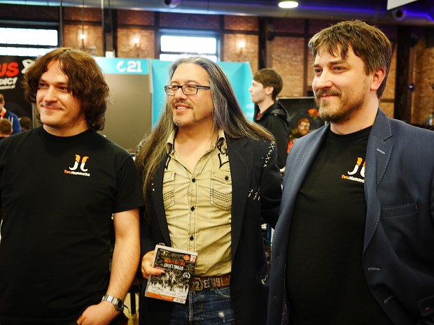 TwoMammoths with John Romero