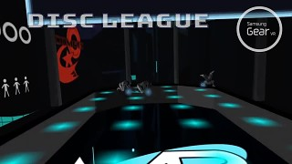 Disc League on Gear VR