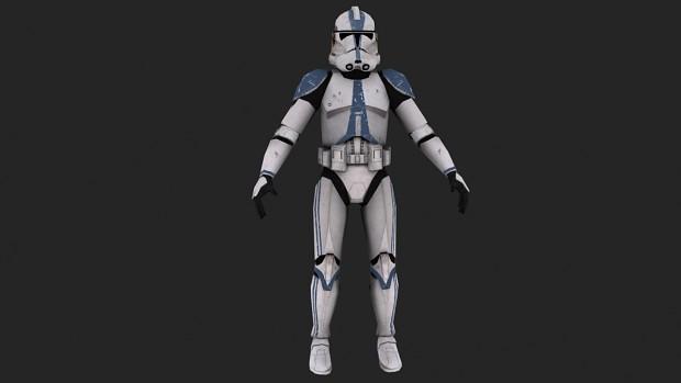 EP3 501st Clonetrooper