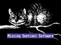 Missing Sentinel Software