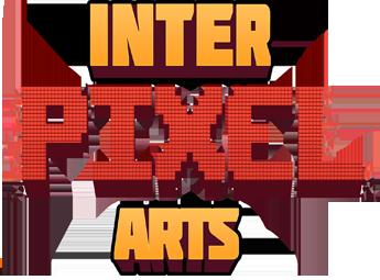Inter Pixel Art 1