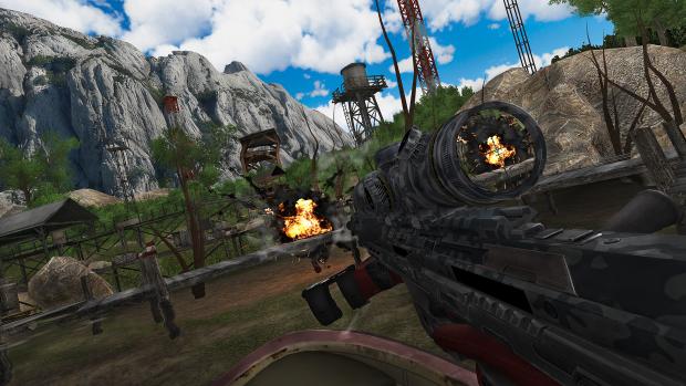 SniperRust VR 01