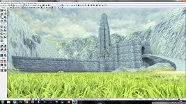 Helm's Deep UDK Work-in-progress