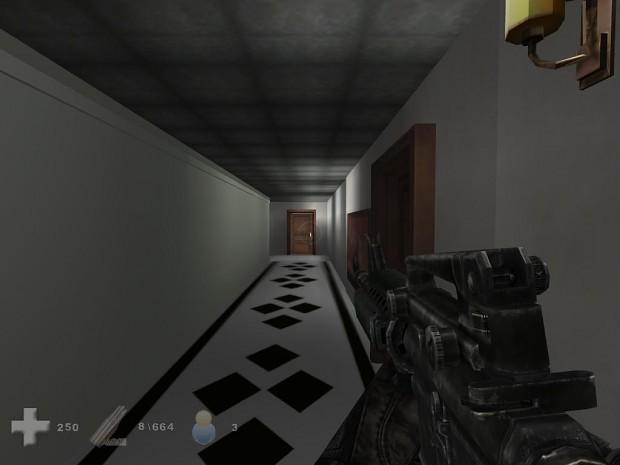 Dark Places Engine