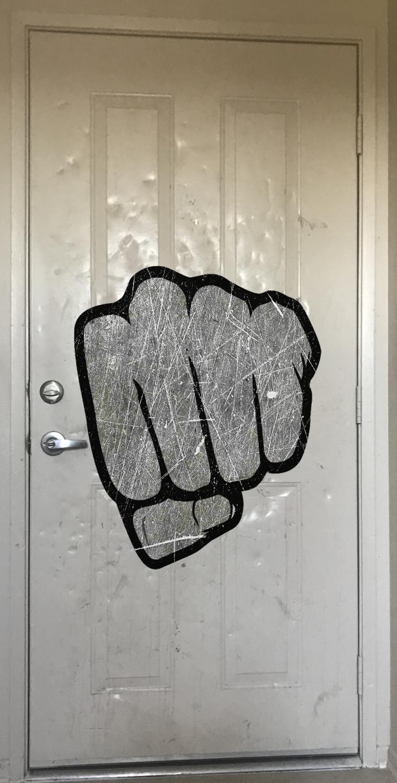 BAB logo Door 2