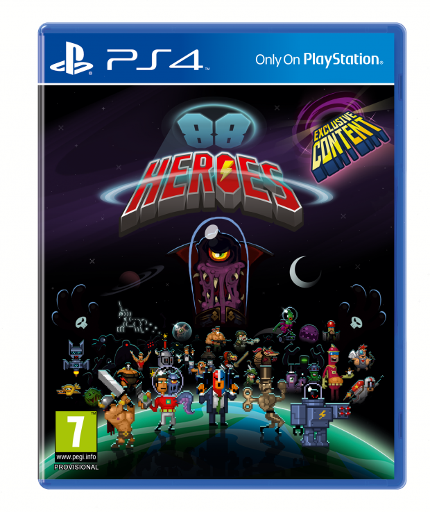 88 Heroes [PS4]