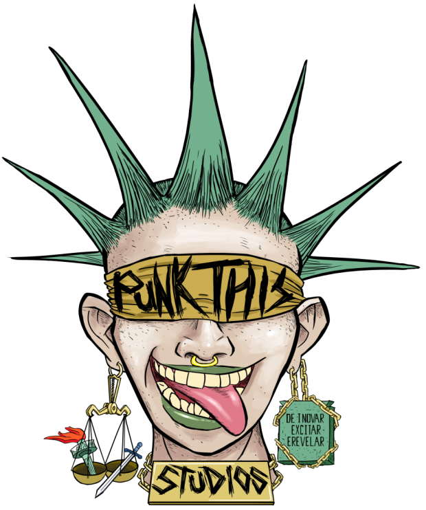 Punk This Studios Logo