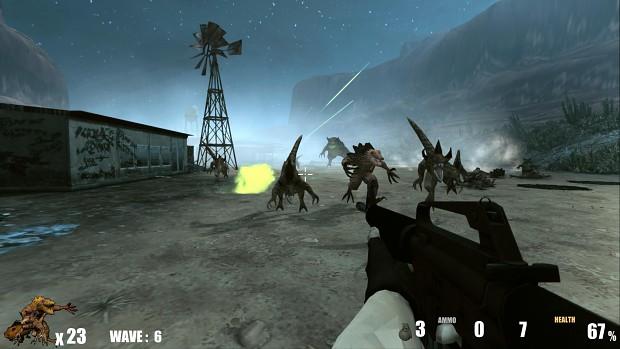 action alien prelude release screenshots