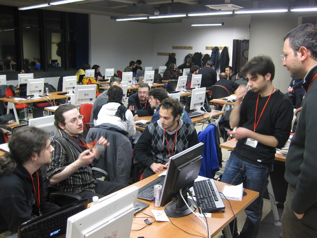 Global Game Jam 2010 @Catania (Italy)