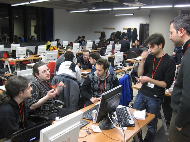 Global Game Jam 2010 @Catania (Italy)