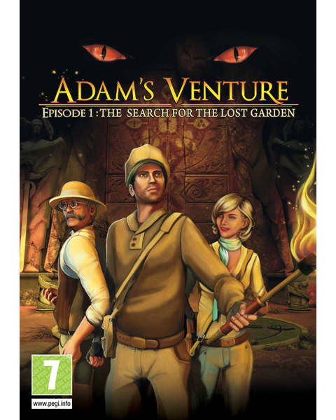 Adam's Venture Ep1: The Search For The Lost Garden