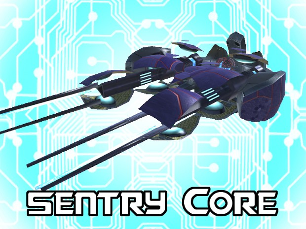 Icon of the Sentry Core