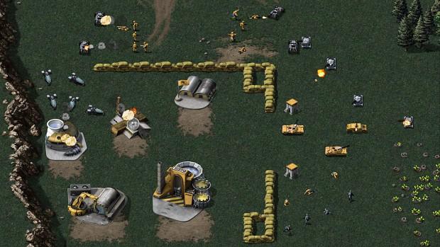 C&C Remaster Screenshot