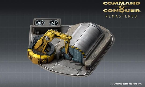 C&C Remaster Art Preview