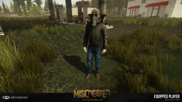 New Images for Miscreated on Steam Greenlight