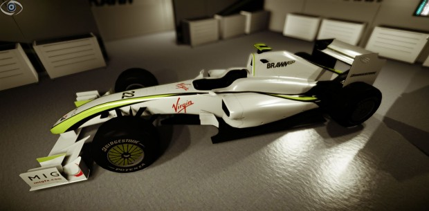 F1 Brawn GP - by Witcomb,