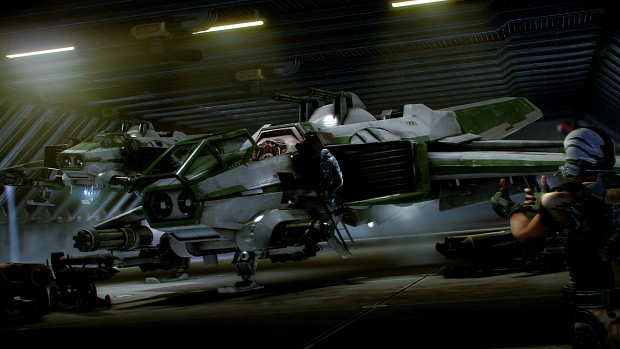 Wing Commander - Squadron 42 - By Chris Roberts