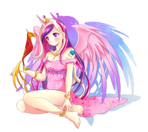 My Little Pony - Princess Cadence Image - Bronies Of Moddb -4011