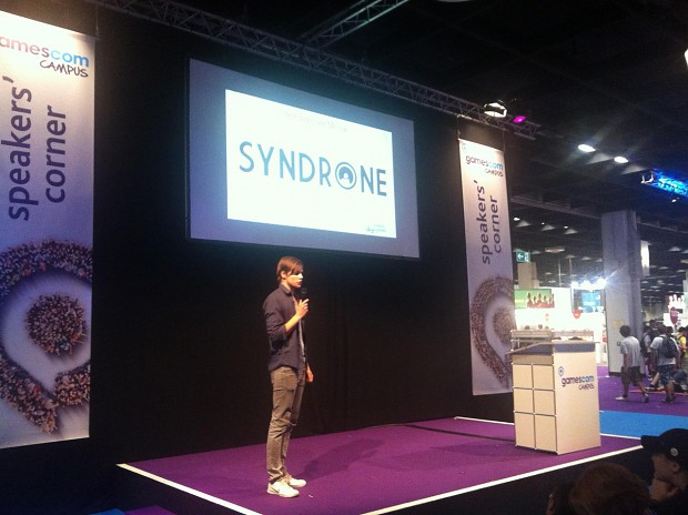 Presentation at gamescom 2012