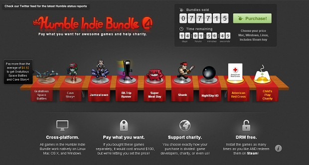Humble Indie Bundle #4