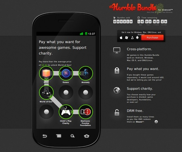 Humble Bundle for Android