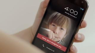 Galaxy Nexus and Face Unlock: Smile