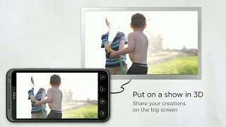 HTC EVO 3D - A Closer Look
