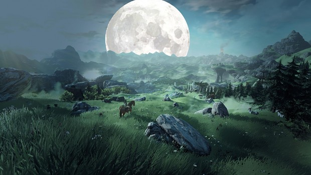Zelda WiiU Quality - Wallpaper