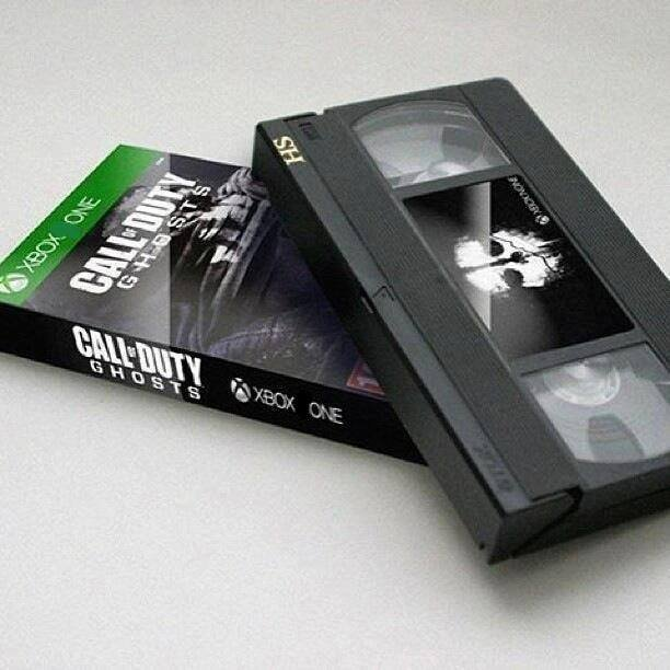 Call of Duty Ghosts on the Xbone