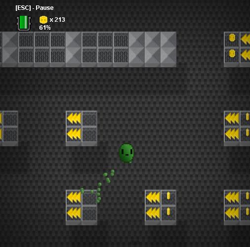 Screenshots of Flack