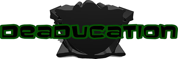 The Deaducation Logo