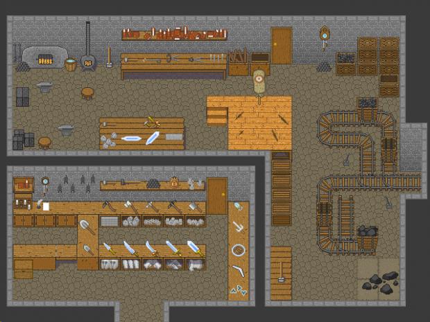 Blacksmithy