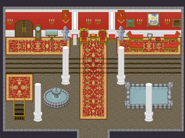 Castle Throne Room