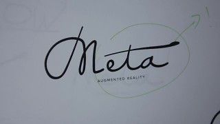 Meta Augmented Reality - New Logo