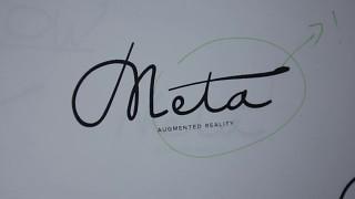 Meta Augmented Reality - New Logo