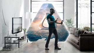 HTC Vive Consumer Edition Promo
