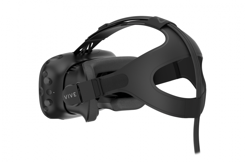 Vive rear perspective