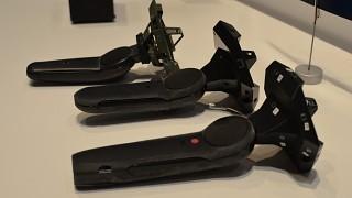 Prototype HTC controller