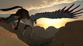 canyon under horse b 3