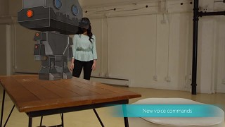 Microsoft HoloLens: May 2016 Update