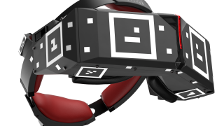 StarVR headset with tracking