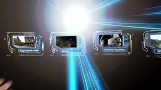 Sensics SmartGoggles introductory video