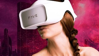 FOVE headset promo