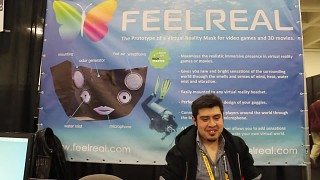 GDC 2015: The FEELREAL Prototype Review