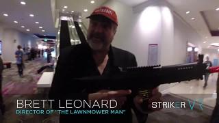 Brett Leonard Director of The Lawnmower Man