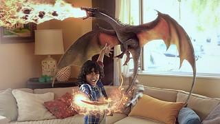 Magic Leap's AR Home